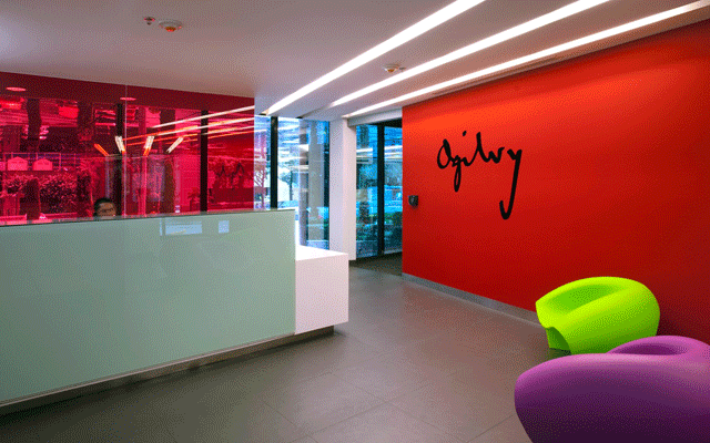 Ogilvy oficinas coolhuntermx for Decoracion de oficinas creativas