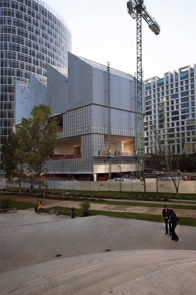 David chipperfield jumex coolhuntermx for Chipperfield arquitecto