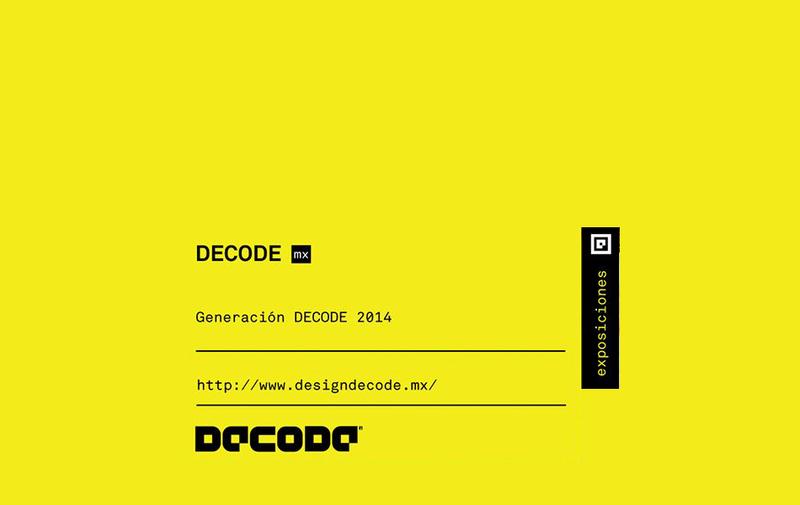 GeneracionDECODE