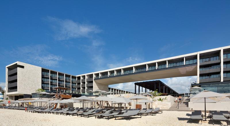 hotel grand hyatt playa del carmen coolhuntermx