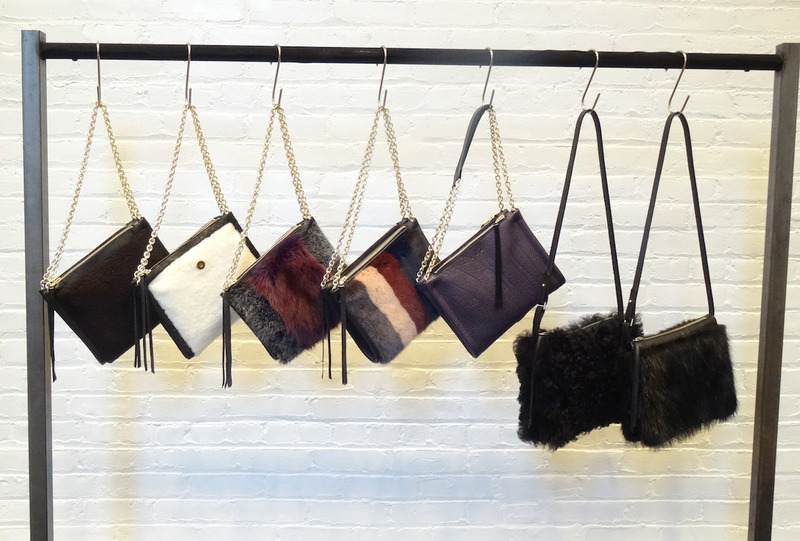 RYE showroom bolsas Lost+Found