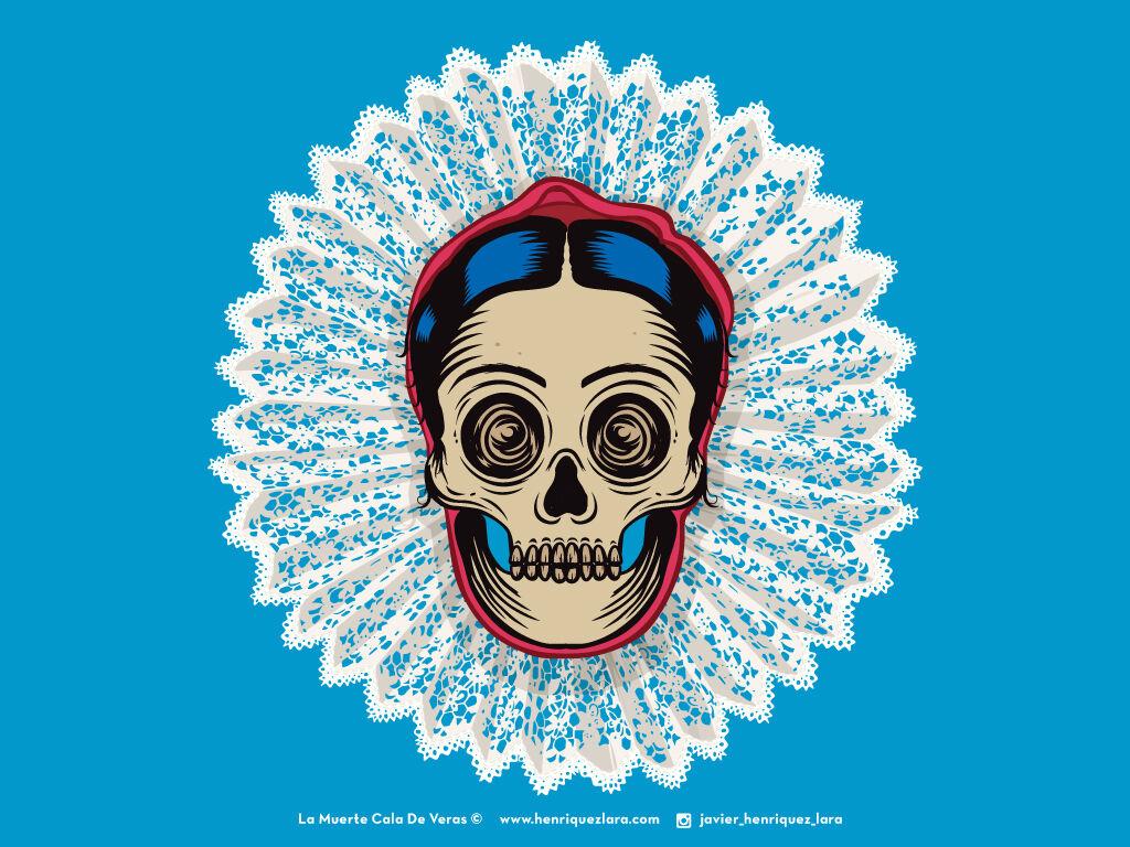 Wallpapers X La Muerte CALAdeVERAS
