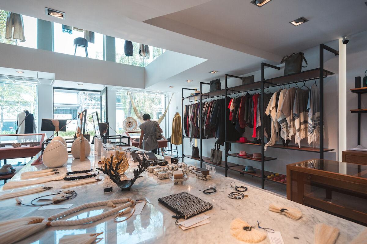 Lago DF en Masaryk, una tienda de diseño independiente mexicano y ...