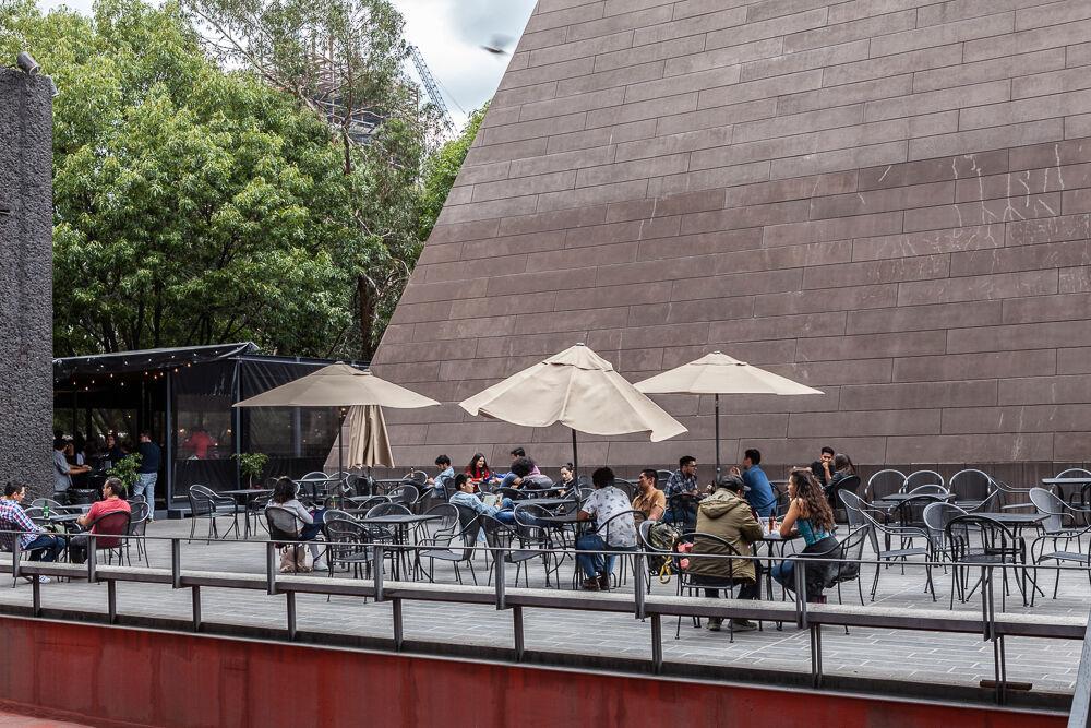 Coolhuntermx La Terraza En La Cineteca Nacional Un