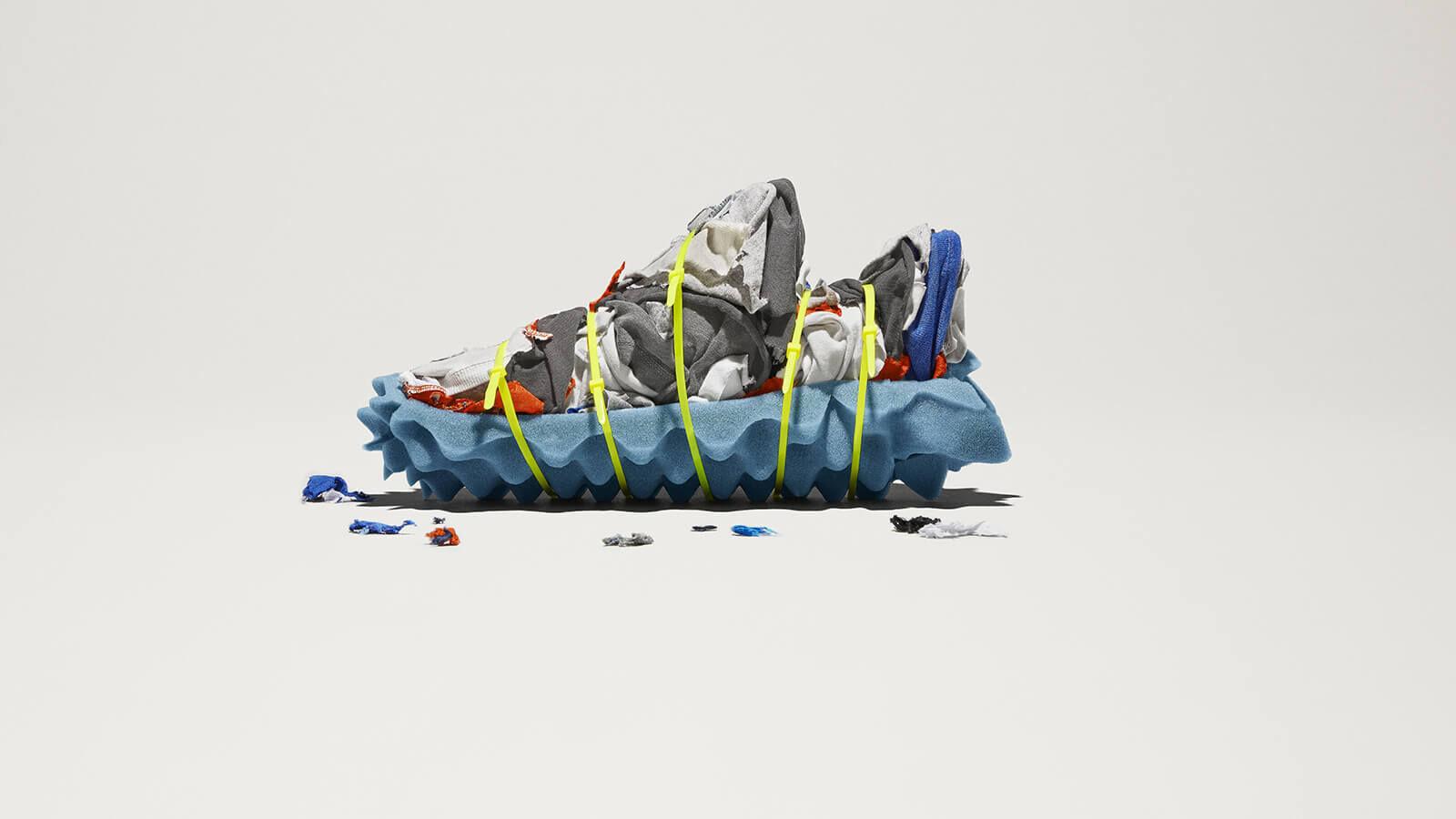 radioactividad Mendigar Variedad  Coolhuntermx | Tenis hechos de basura, el calzado sustentable de Nike